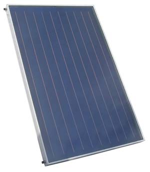 SRCC and FSEC Certified Flat Plate Solar Thermal Collectors from ...